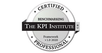 CERTIFIED BENCHMARKING PROFESSIONAL