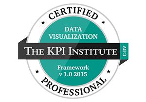 CERTIFIED DATA VISUALIZATION PROFESSIONAL 300x210 - محترف تصوّر البيانات المعتمد أونلاين