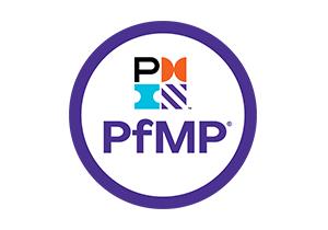 pfmp logos 1 300x210 - إدارة المحافظ الإحترافية ® PfMP