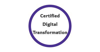 التحول الرقمي المعتمد CDT